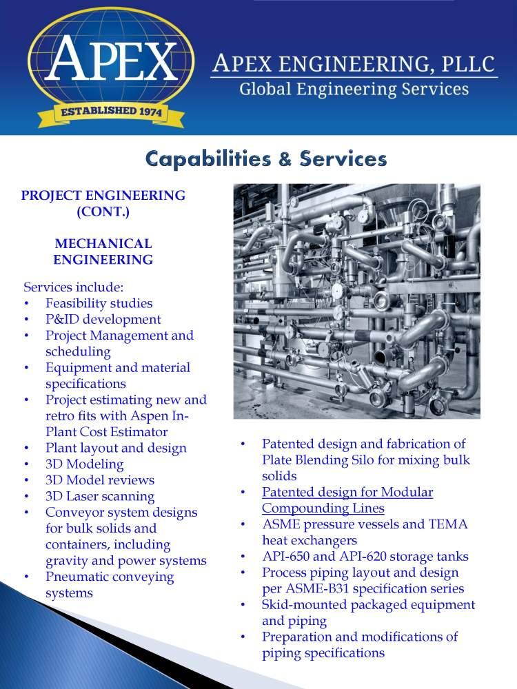 Online SOQ | APEX Engineering